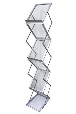 A4 Magazine Rack
