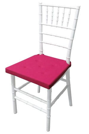 Tiffany Chair – White
