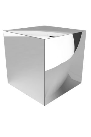 Matty Mirrored Cube
