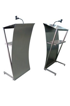 Stainless Steel Rostrum