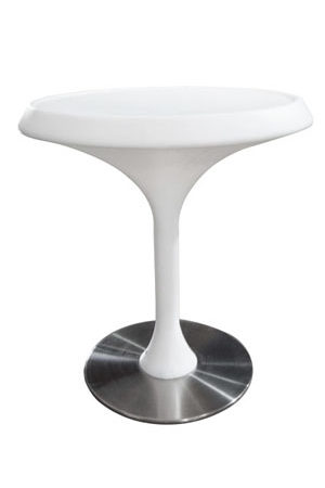 Illuminated Tulip Table