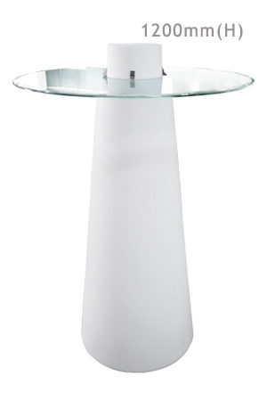 Illuminated Pinnacle Bistro Table