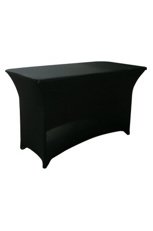 4ft long spandex table for 4ft sofa table