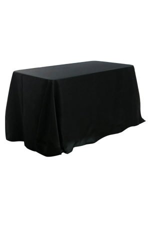4FT Long Linen Table
