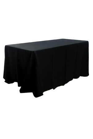 6FT Long Linen Table