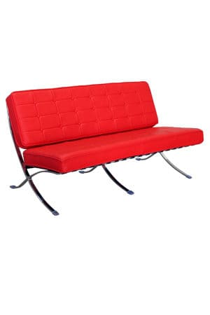 Replica Barcelona Sofa – Three Seater
