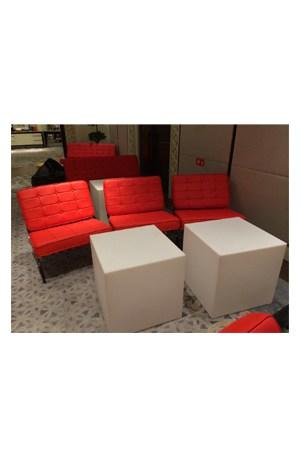 Replica Barcelona Sofa Three Seater Share