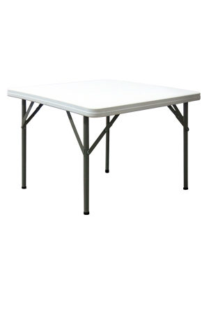 3FT Square Folding Table