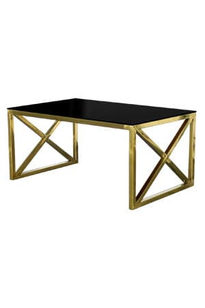 Heritage Long Coffee Table