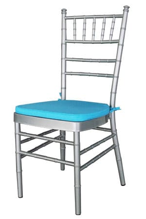 Tiffany Chair – Silver