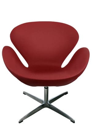 Replica Swan Chair – Single Seater