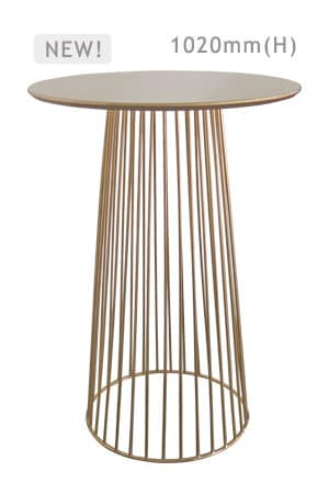 Replica Birdcage Bar Table