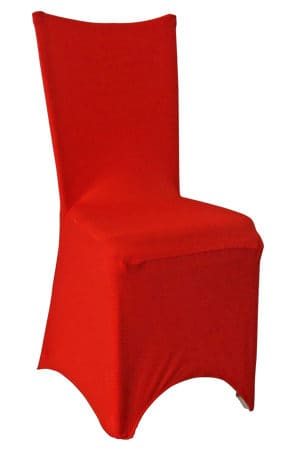 Tiffany Chair Red Spandex