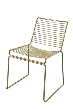 Studios Wire Chair