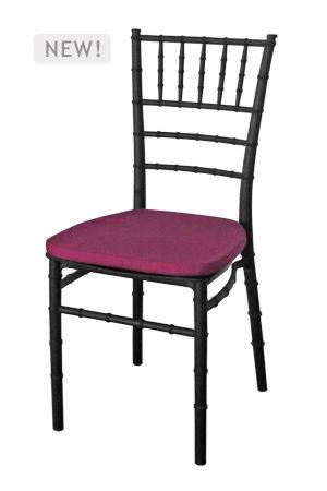 Tiffany Chair – Black