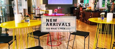 Table Rental | Chair Rental | Event Furniture Rental SG - Events Partner