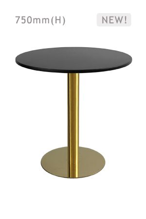 Cooper Round Table Gold